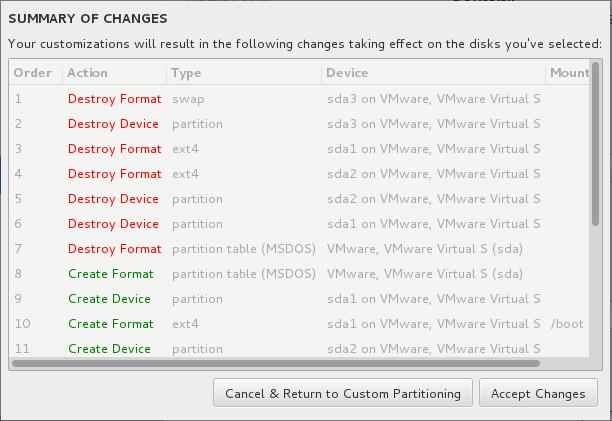 CentOS7 安装和部分设置参考 - 第9张    我的系统记录