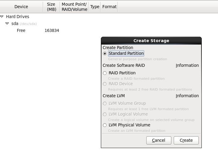 CentOS 6.2 安装及优化 - 第14张    我的系统记录