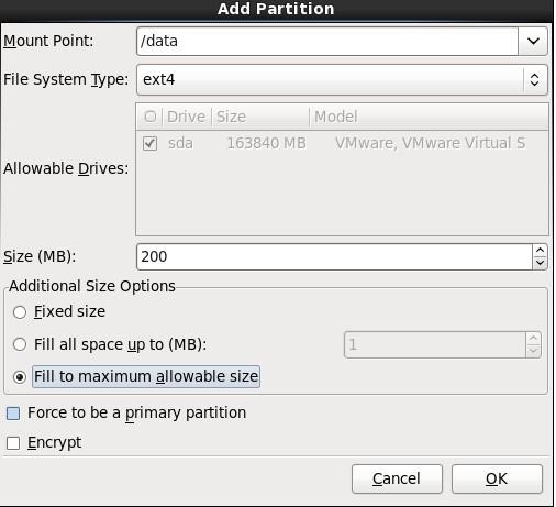 CentOS 6.2 安装及优化 - 第17张    我的系统记录