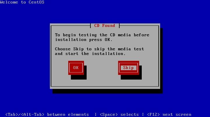 CentOS 6.2 安装及优化 - 第2张    我的系统记录