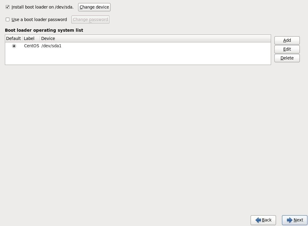 CentOS 6.2 安装及优化 - 第20张    我的系统记录