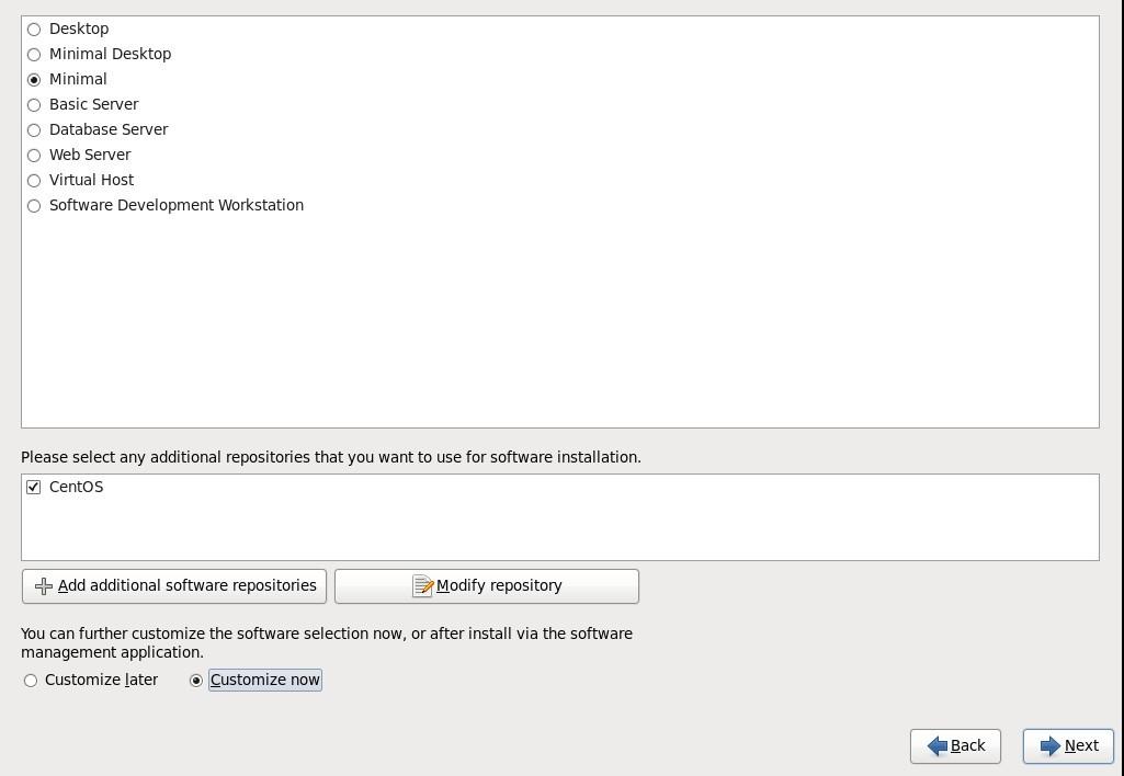CentOS 6.2 安装及优化 - 第21张    我的系统记录