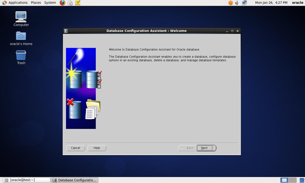 CentOS 6.4 64bit 安装Oracle 10G 详解 - 第32张  | 我的系统记录