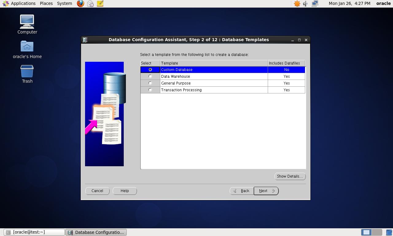 CentOS 6.4 64bit 安装Oracle 10G 详解 - 第34张  | 我的系统记录