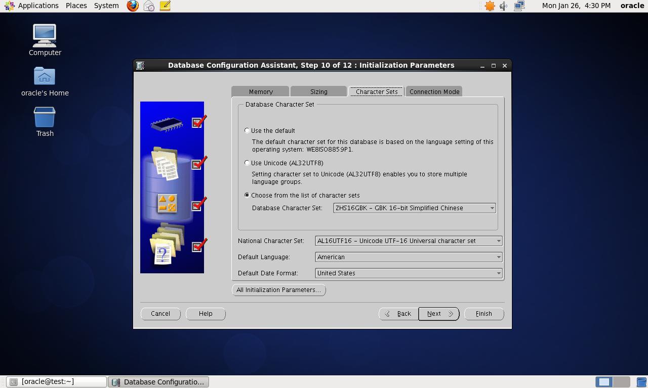 CentOS 6.4 64bit 安装Oracle 10G 详解 - 第43张  | 我的系统记录