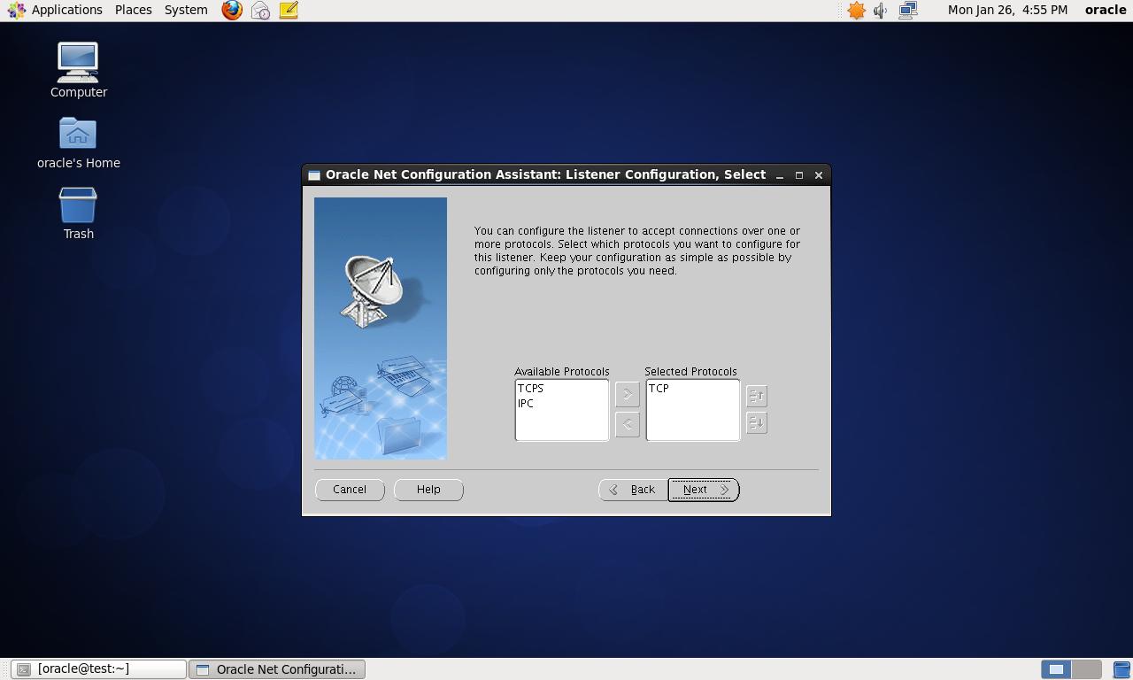 CentOS 6.4 64bit 安装Oracle 10G 详解 - 第52张  | 我的系统记录
