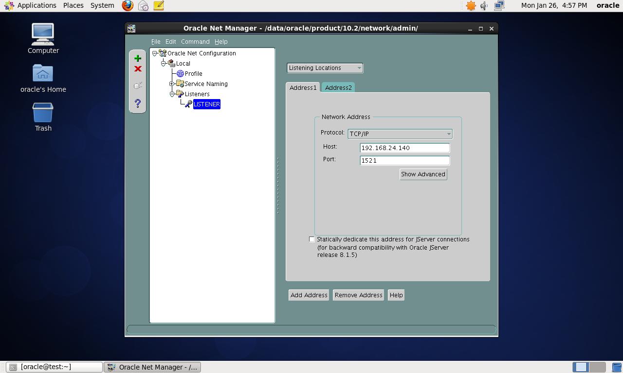 CentOS 6.4 64bit 安装Oracle 10G 详解 - 第57张  | 我的系统记录