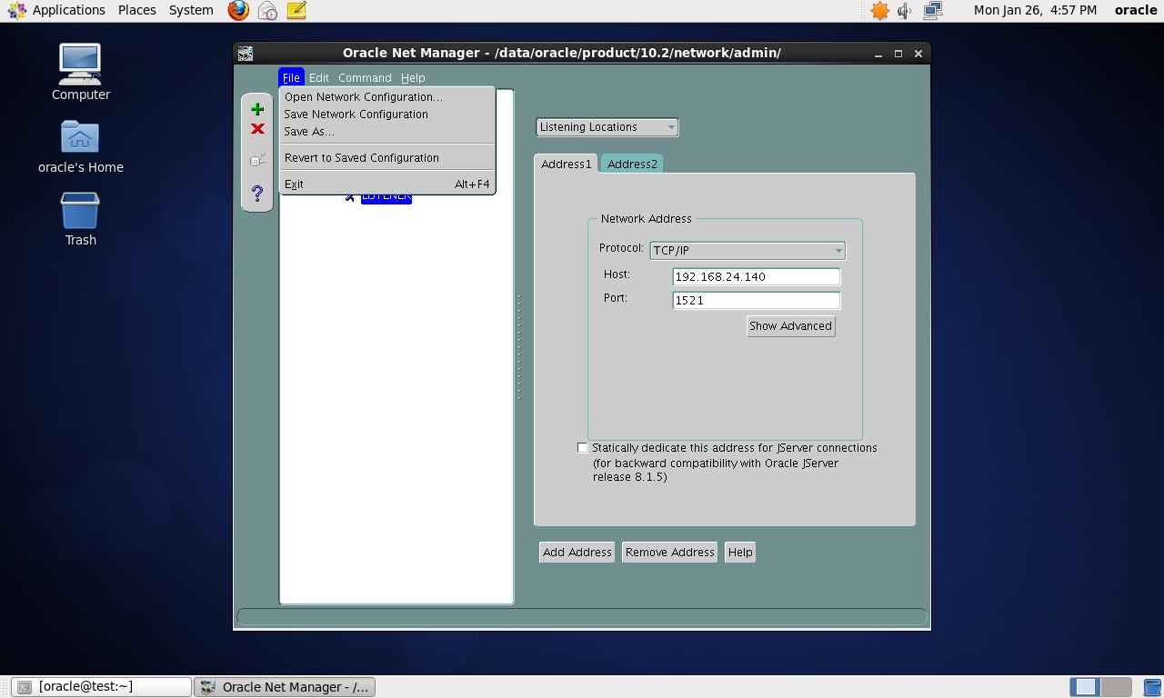 CentOS 6.4 64bit 安装Oracle 10G 详解 - 第58张  | 我的系统记录